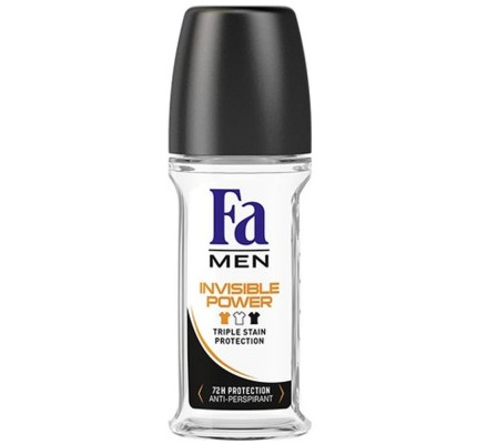 Fa Men Invisible Power Erkek Roll On 50 ml