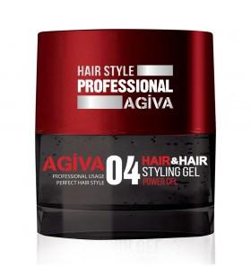 Agiva Gum Hair Styling Gel 04 Saç Jölesi 200ml ..