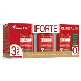 Zigavus Ultra Forte Saç Dökülmesine Karşı Yağlı Saçlar için Şampuan 3 Al 2 Öde
