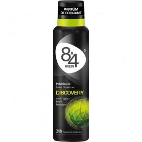 8x4 Men Deodorant Discovery Erkek Deodorant 150 ml