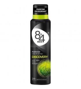 8x4 Men Deodorant Discovery Erkek Deodorant 150 ml..