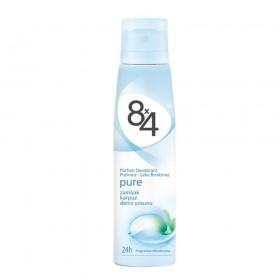 8x4 Women Pure Deodorant Pudrasız Bayan Deodorant 150ml