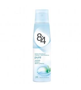 8x4 Women Pure Deodorant Pudrasız Bayan Deodorant..