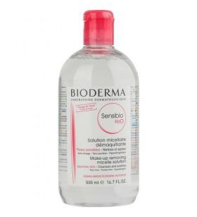 Bioderma Sensibio H2O Hassas Ciltler için Yüz Temizleyici 500 ml