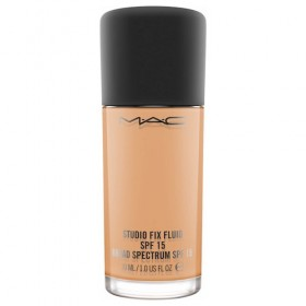 MAC Studio Fix Fluid Fondöten SPF15 NW35