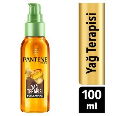 Pantene Doğal Sentez Argan Yağlı Elixir 100 ml Saç Bakım Serumu