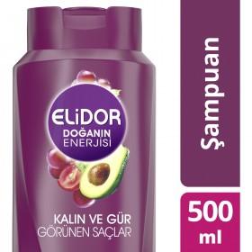 Elidor Doğanın Enerjisi Şampuan Avocado 500 ml